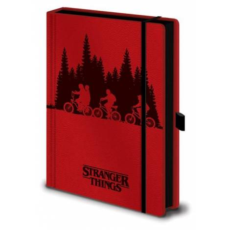 Pyramid Stranger Things - Upside Down Premium A5 Notebook (SR72778)