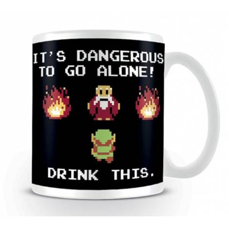 Pyramid The Legend Of Zelda (Drink This) Mug (MG24488C)