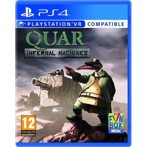 Quar: Infernal Machines (PSVR Compatible) (PS4)