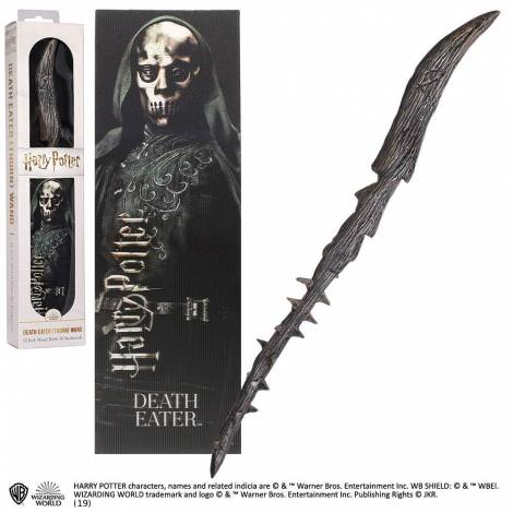 Ραβδί PVC Death Eater (Harry Potter) – Noble Collection (NN6318)