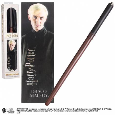 Ραβδί PVC Draco (Harry Potter) - Noble Collection (NN6319)