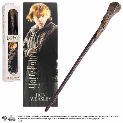 Ραβδί PVC Ron (Harry Potter) – Noble Collection (NN6313)