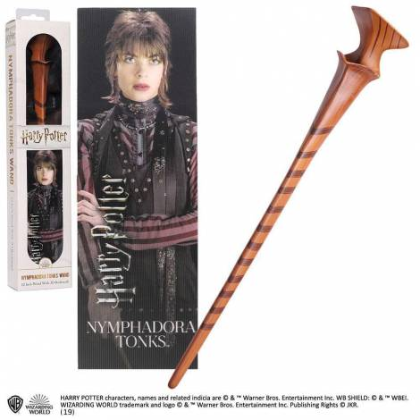 Ραβδί PVC Tonks (Harry Potter) – Noble Collection (NN6316)