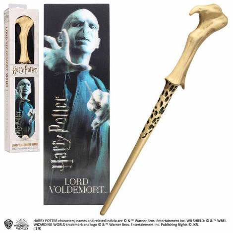 Ραβδί PVC Voldermort (Harry Potter) – Noble Collection (NN6317)