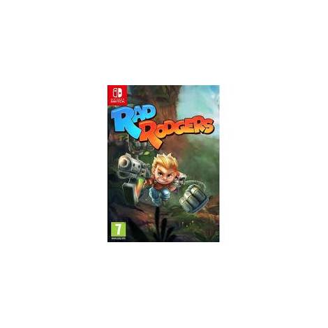 Rad Rodgers (Nintendo Switch)