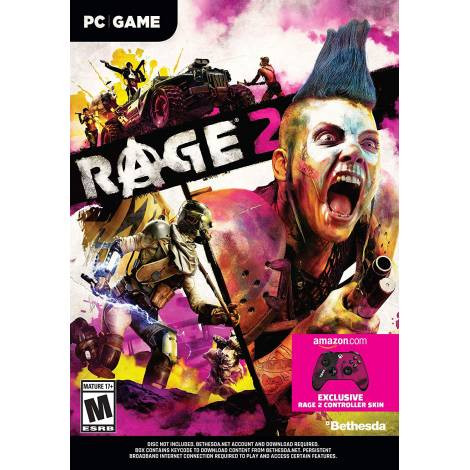 Rage 2 (PC) ( Cd Key Only)