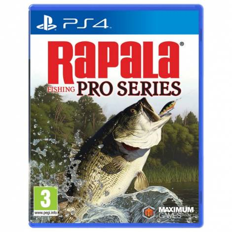 Rapala Fishing Pro Series (PS4)