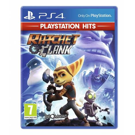 Ratchet and Clank (PS4) (Hits)