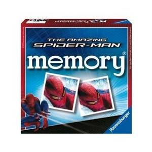 RAVENSBURGER CARD GAME MEMORY SPIDERMAN (21027)