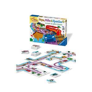 RAVENSBURGER CARD GAME RIVERS, ROADS & RAILS (22131)