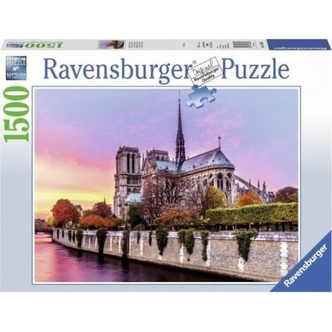 RAVENSBURGER PICTURESQUE NOTRE DAME (1500pcs) (16345)