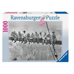 RAVENSBURGER PUZZLE - LUNCHTIME, 1932 (1000pcs) (15618)