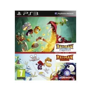 Rayman Legends & Rayman Origins - Double Pack (PS3)