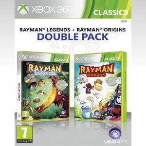 Rayman Legends & Rayman Origins - Double Pack (XBOX 360)