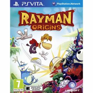 Rayman: Origins (PS Vita)