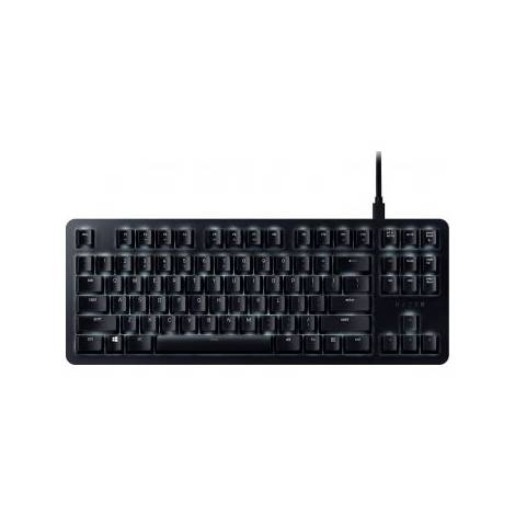 RAZER BLACKWIDOW LITE – ORANGE SWITCHES – TENKEYLESS US KEYBOARD
