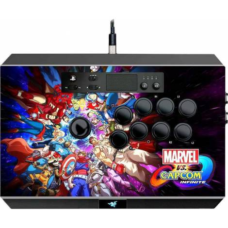 Razer Marvel VS Capcom Panthera Arcade Stick for (PS4®)