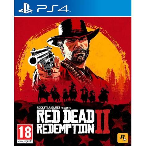 Red Dead Redemption 2 (PS4) διαθέσιμο 20/12/18