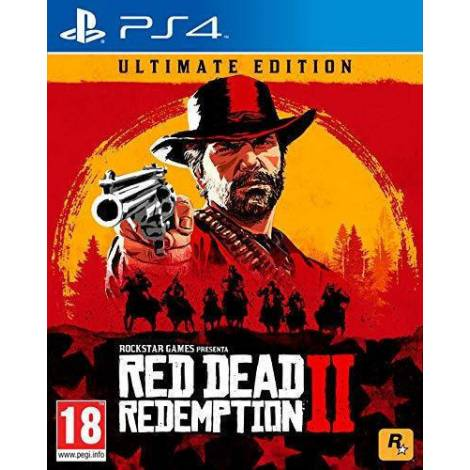 Red Dead Redemption 2 (Ultimate Edition) (PS4)
