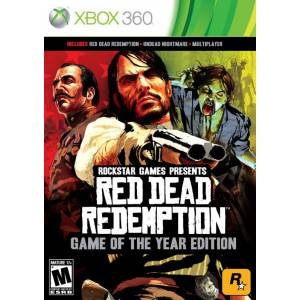 Red Dead Redemption - Game of The Year Edition (XBOX 360/XBOX ONE)