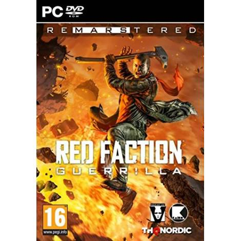 Red Faction Guerrilla Re-Mars-tered (PC)