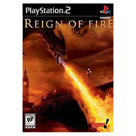 Reign Of Fire (PS2)  (CD Μονο)