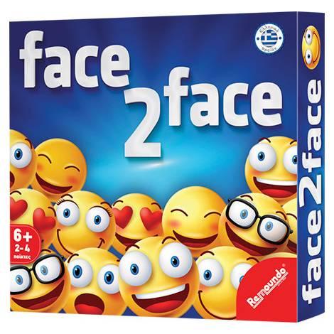 Remoundo Επιτραπέζιο Face 2 Face (089)