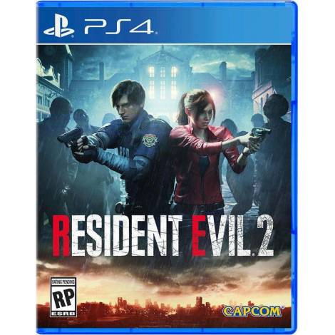 Resident Evil 2 (DLC Day One Edition) (PS4)