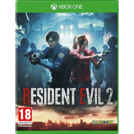 Resident Evil 2 (Day One Edition)  (Xbox One)