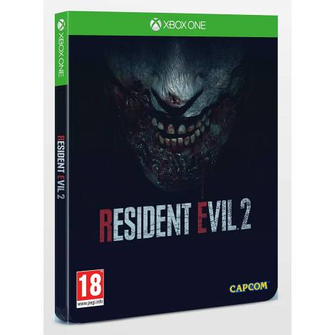 Resident Evil 2 Steelbook Edition (Xbox One)