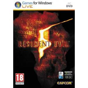Resident Evil 5 (PC) (Cd Key Only)