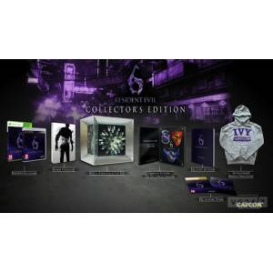 Resident Evil 6 Collector's Edition (XBOX 360)