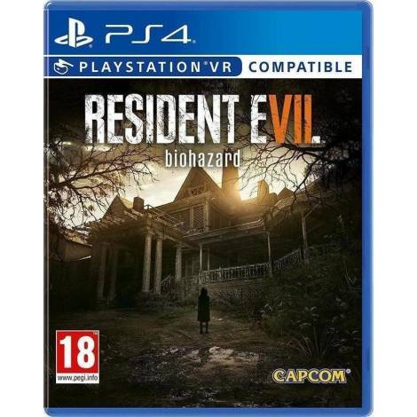 RESIDENT EVIL 7 BIOHAZARD (HITS) (PS4)