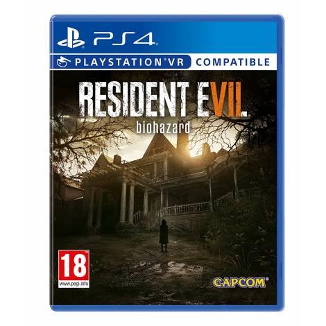 Resident Evil 7: Biohazard VR Compatible (PS4)