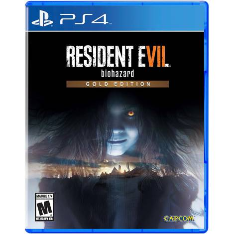 Resident Evil 7  (Gold Edition) (PS4)