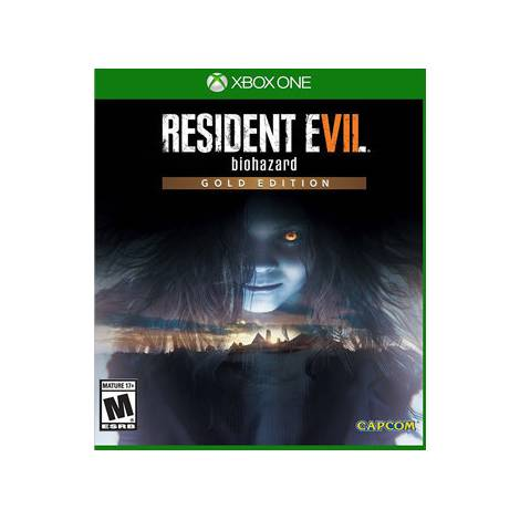 Resident Evil 7  (Gold Edition) (Xbox One)