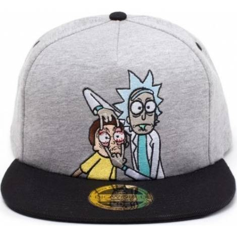 Rick and Morty - Open Your Eyes Snapback Cap (SB674751RMT)