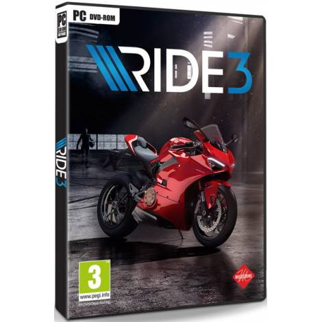 Ride 3 (Electronic Games) (PC)