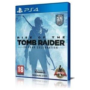 Rise Of The Tomb Raider 20 Year Celebration (PS4)