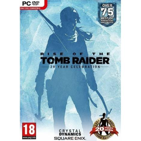 Rise of the Tomb Raider: 20 Year Celebration (PC) (CD KEY ONLY)