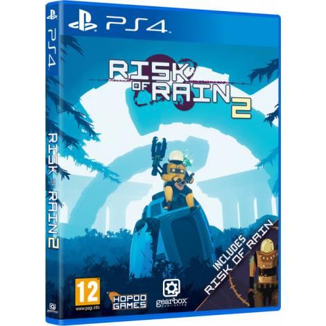 RISK OF RAIN 2 +1 (PS4)