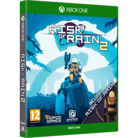 RISK OF RAIN 2 + 1 (Xbox One)