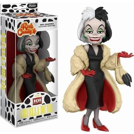Rock Candy: Disney - 101 Dalmatians - Cruella De Vil