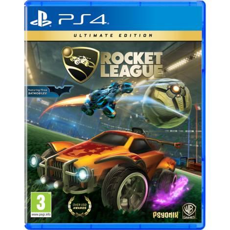 Rocket League (Ultimate Edition) (PS4)