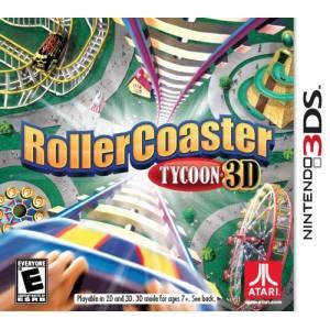 Rollercoaster Tycoon 3D (NINTENDO 3DS)