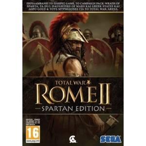 Rome II: Total War - Spartan Edition (PC)