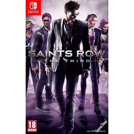 Saints Row The Third (Nintendo Switch)