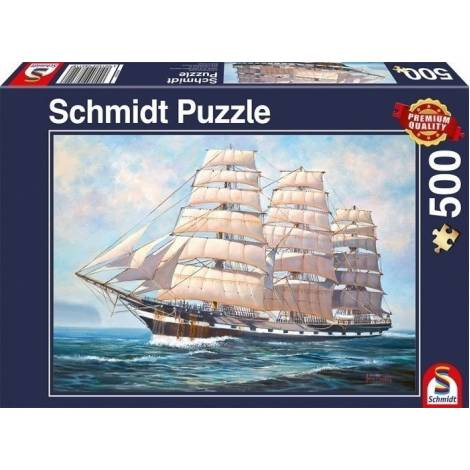 Schmidt Ανεβάστε τα πανιά! 500pcs (58311)