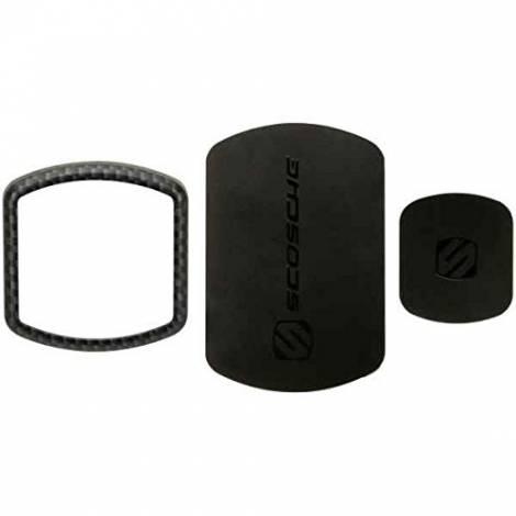 Scosche magicMount PRO Trim & Plate Replacement kit Carbon Fiber (MPKCFI)