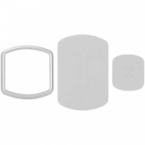 Scosche magicMount PRO Trim & Plate Replacement kit Space/Gray (MPKSGI)